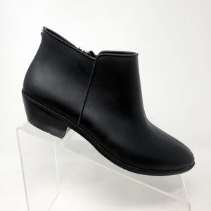 Sam Edelman Women's Petty Rain Ankle Booties Matte